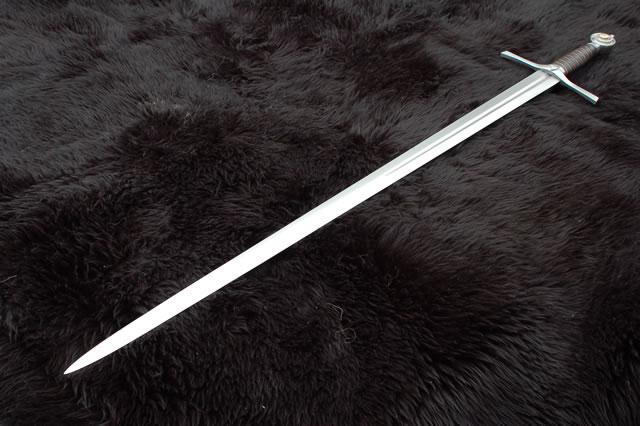 KING ROBERT THE BRUCE 700th ANNIVERSARY BANNOCKBURN SWORD - THE